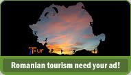 Romanian Tourism Needs Your Ad!